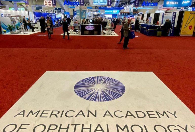 Hospital Julia Herrera participa de congresso da Academia Americana de Oftalmologia - AAO